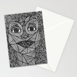 Curls Stationery Cards