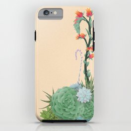 Beauty Lies in Sand iPhone Case