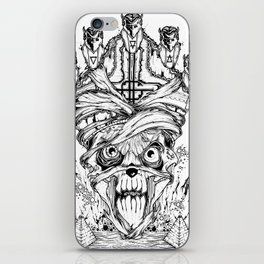 Lost Souls iPhone Skin