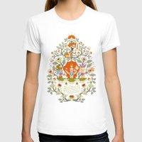wonderland T-shirts featuring Wonderland by rosekipik