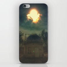 little old observatory iPhone & iPod Skin