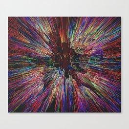 Zoom Zoom Zoom Canvas Print
