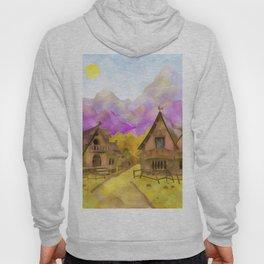 Mountain Village Hoody