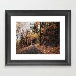 Mill Creek Framed Art Print