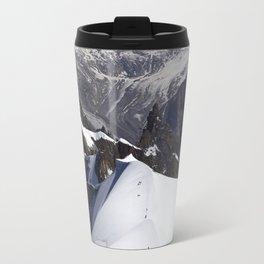 Team of mountaineers Travel Mug