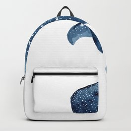 The Shark Star Backpack