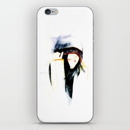 True happiness comes from heart  iPhone Skin