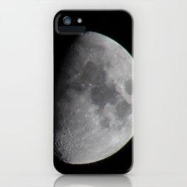 Night Moon iPhone Case