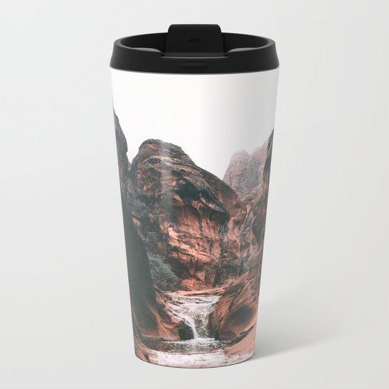Utah III Metal Travel Mug