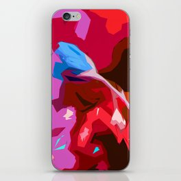 Wilting Flower  iPhone Skin