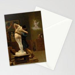 Jean-Leon Gerome  - Pygmalion and Galatea Stationery Cards