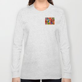 Rothkoesque Long Sleeve T-shirt