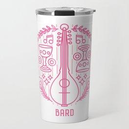 Bard Emblem Travel Mug