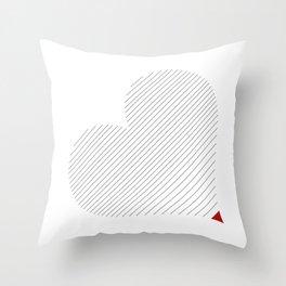 Heart (13) Throw Pillow