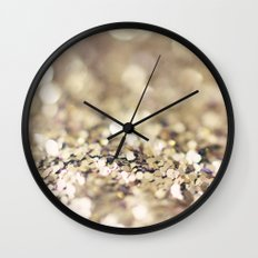 Pirate's Treasure Wall Clock