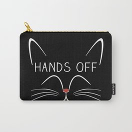 Hands Off My Pussycat Carry-All Pouch