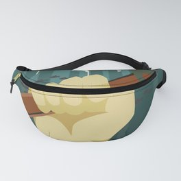 Bioshock Video Game Fanny Pack