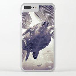 dormiveglia Clear iPhone Case