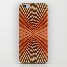 Geometric  pattern design iPhone Skin
