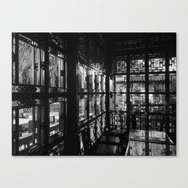 Liu Fang Yuan Pavilion Canvas Print