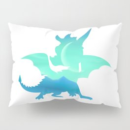 Spyro Sunny Flight Skybox Pillow Sham