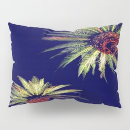 Night Palms Pillow Sham