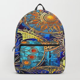 Goldflakes Backpack