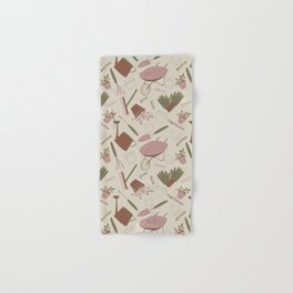 A Day in the Garden - Rose Hand & Bath Towel