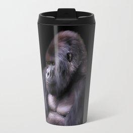 Mountain Gorilla Travel Mug
