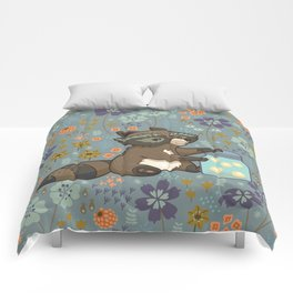 Wild & Free Comforters
