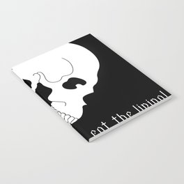 Love the dead, eat the living! Notebook
