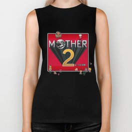 Alternative Mother 2 / Earthbound Title Screen Biker Tank