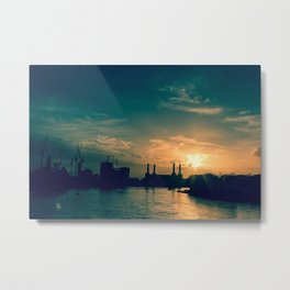 London Is The Place For Me Metal Print