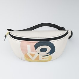 Shapes Of Love #society6 #love Fanny Pack