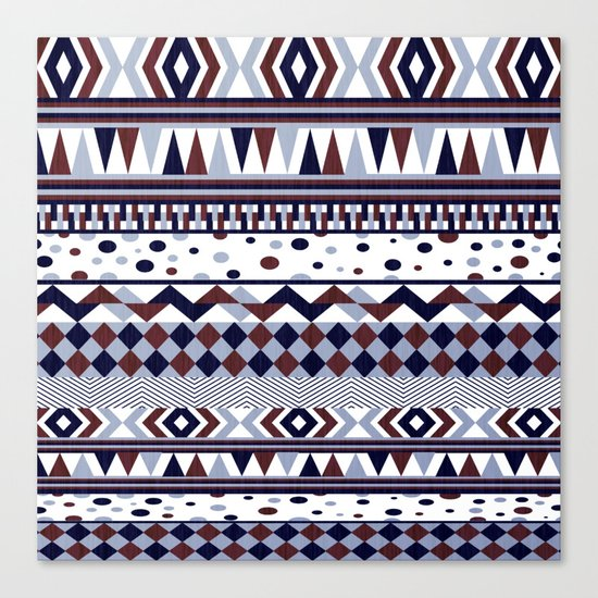 Tribal Vibe Canvas Print
