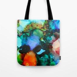 Hidden Faces Tote Bag