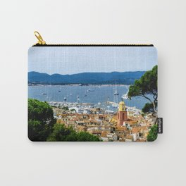 St. Tropez View Carry-All Pouch