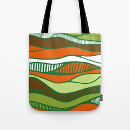 Bird's view- vue d'oiseau Tote Bag