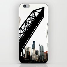 obstructed iPhone & iPod Skin