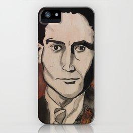 Franz Kafka iPhone Case