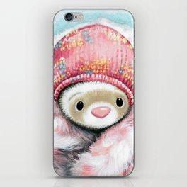 Winter Princess iPhone Skin