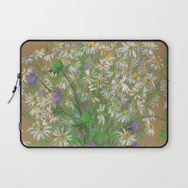 Meadow flowers Laptop Sleeve
