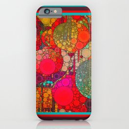 MAISON ORDINAIRE LANTERNS iPhone Case