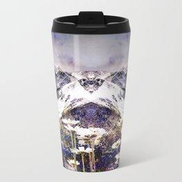 Rocky Mountain Meadow Metal Travel Mug