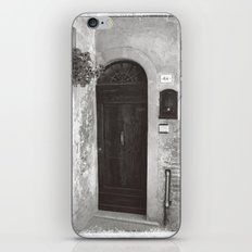 Rome Door 2 iPhone & iPod Skin