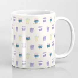 coffee cups pattern Coffee Mug