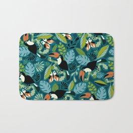 Toucan Tropics Bath Mat