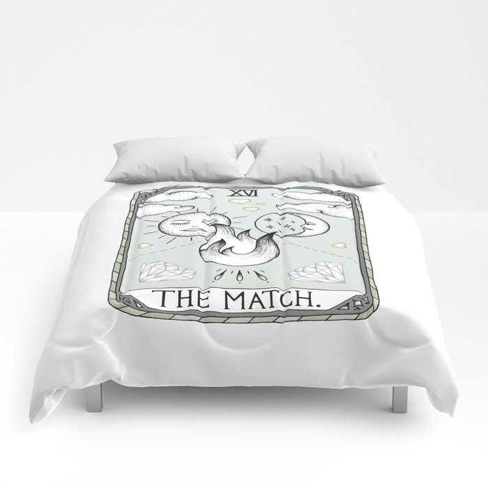 The Match Comforters
