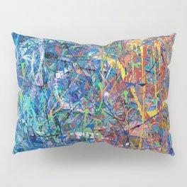 Blue Sprinkles Pillow Sham