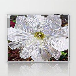 Enchanted Flower Laptop & iPad Skin